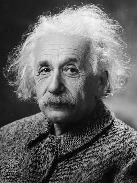 Albert Einstein - Hay genio dentro de ti (1)